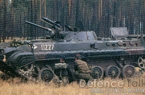 BWP-1 Infantry Fighting Vehicle - Polish Army