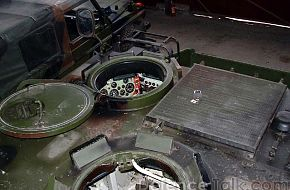 M113 - Armored Personnel Carrier, Polish Army