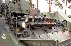 M577 - Command Post Carrier, Polish Army