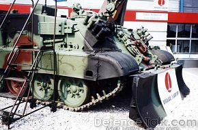 WZT-3 Armoured Recovery Vehicle - Polish Army