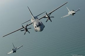 first Italian Air Force C-27J
