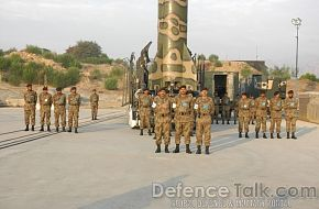 Ghuari Missile Test Launch - Pakistan Army