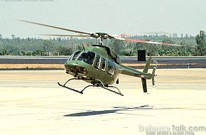 Bell Helicopter - Aero India 2007, Air Show