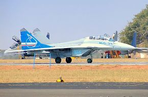 MiG-35 Fighter - Aero India 2007, Air Show