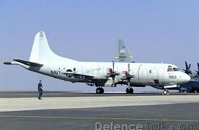 P-3 Orion - Aero India 2007, Air Show