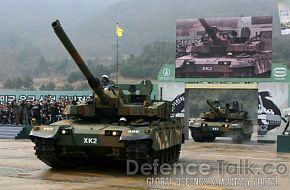 K2 Black Panther - South Korean Army