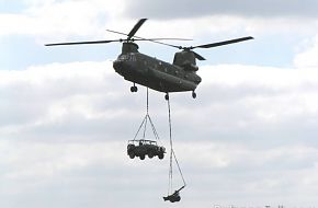 Netherlands:: CH-47D Chinook - Royal Netherlands Air Force
