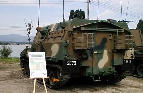 K77 - South Korean Army