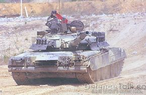 T-80U - South Korean Army