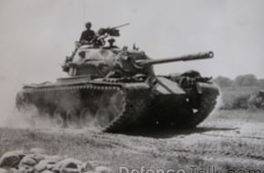 Pak Army Tank War of 1965 - Pakistan vs. India