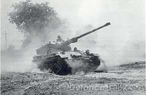 Indian AMX tank War of 1965 - Pakistan vs. India