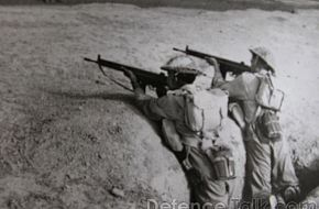 Pakistani troops War of 1965 - Pakistan vs. India