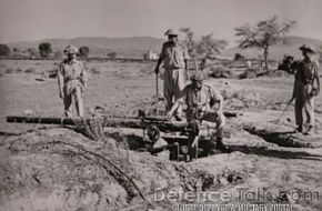 Recoilless Rifle War of 1965 - Pakistan vs. India