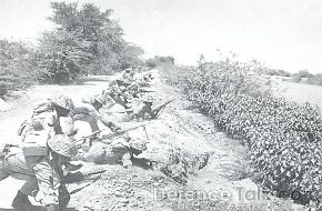 Infantry soldiers War of 1965 - Pakistan vs. India