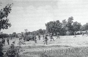 Pakistani Infantry War of 1965 - Pakistan vs. India
