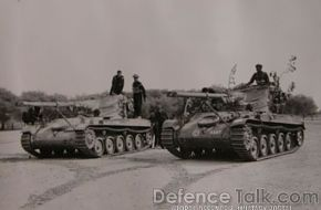 Indian AMX-13 tanks, War of 1965 - Pakistan vs. India