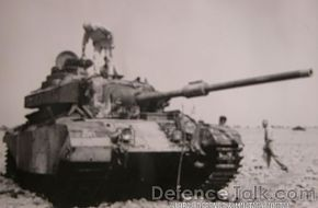 Indian Tank, War of 1965 - Pakistan vs. India