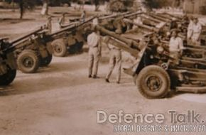 Indian field guns, War of 1965 - Pakistan vs. India