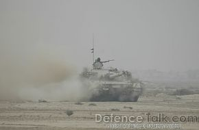 Army Tank, Pak-Saudi Armed Forces Exercise, AL-SASAAM-2