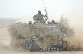 Infantry Vehicle, Pak-Saudi Armed Forces Exercise