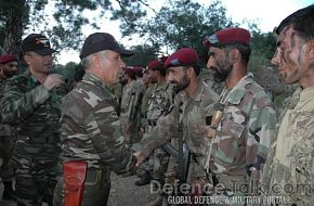 Ataturk-V - Joint Pakistani & Turkish Armed Forces Exercise