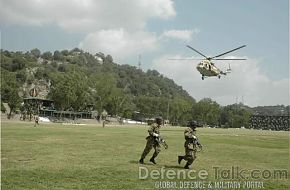 Troops - Join Pakistani & Turkish Armed Forces Exercise