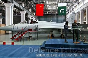 JF-17 in Pakistan - Pakistani Air Force