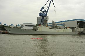 TYPE 054A - People's Liberation Army Navy