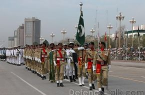 Pakistan Armed Forces - March 23rd, Pakistan Day