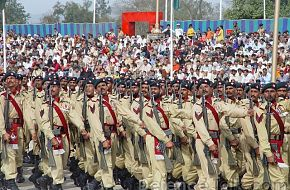 Baloch Regiment of Pakistan Army - March 23rd, Pakistan Day