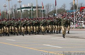 Pakistan Army Special Services Group - March 23rd, Pakistan Day
