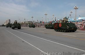 Armoured Infantry Vehicles - March 23rd, Pakistan Day
