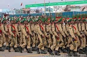Punjab Regiment of Pakistan Army - March 23rd, Pakistan Day