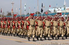 Sind Regiment of Pakistan Army - March 23rd, Pakistan Day