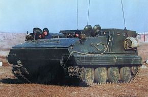 Type-63 APC - People's Liberation Army