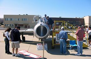 MiG-15 Trainer - NBVC Air Show 2007