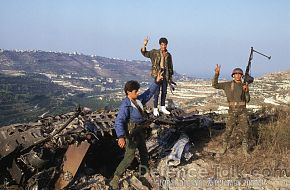 Lebanese Civil War - World at War