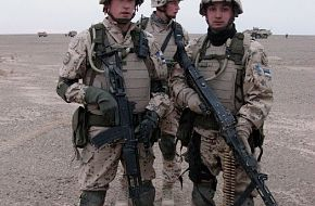 Estonian Forces in Afghanistan - NATO ISAF