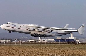 Antonov An-225 - Russian Airforce