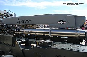 USAF Cruise Missile with Rotating Multiple Unit Launcher