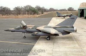 MIRAGE F1 - South African Air Force