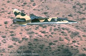 MIRAGE F1 AZ - South African Air Force