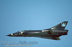 MIRAGE III CZ - South African Air Force