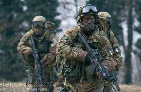 Special forces - Italian Army