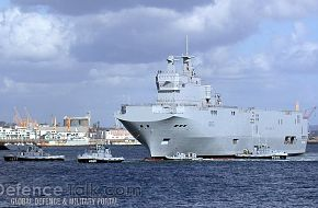 Mistral class