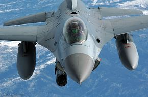 F-16C, Fighter Aircraft - Red flag 2007