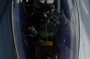 F-16 pilot, Fighter Aircraft - Red flag 2007
