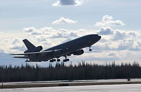 KC-10 Extender - US Air Force Exercise