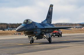 F-16 Fighting Falcon - US Air Force Exercise