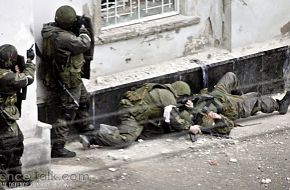 Russian military_Chechen Wars